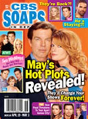 CBS Soaps In Depth for Cheap